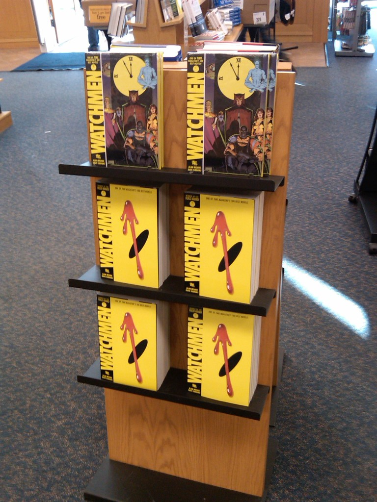 Waiting For All Things Watchmen!